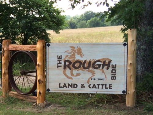 Ranch Signs - Old West Signs