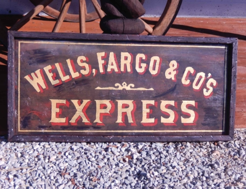 Wells, Fargo & Co.