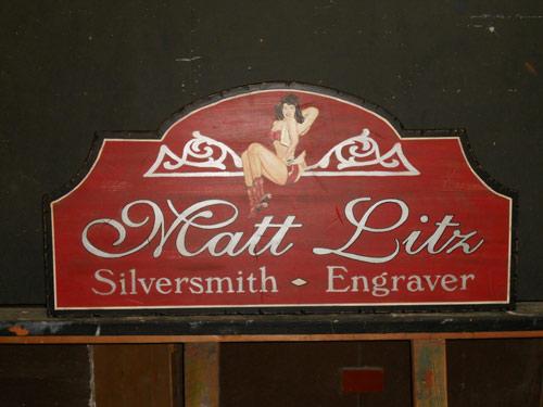 Matt Litz Silversmith