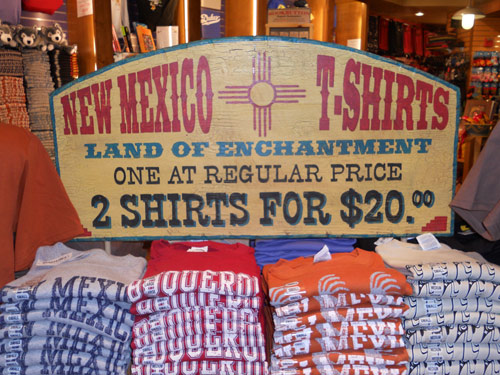 New Mexico T Shirts