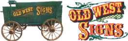Old West Signs Logo
