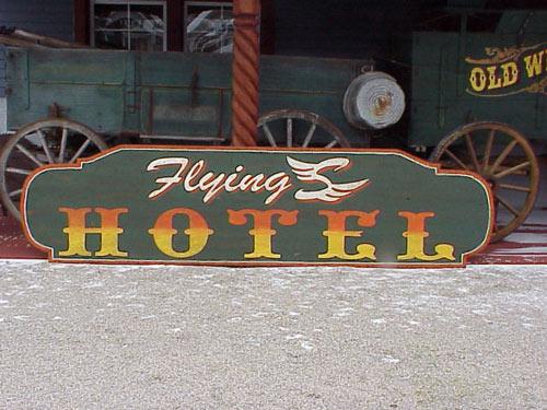 Flying S Hotel
