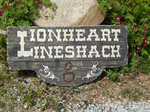 Lionheart Lineshack