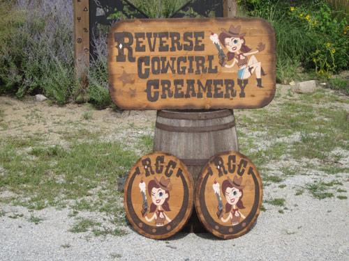 Reverse Cowgirl Creamery