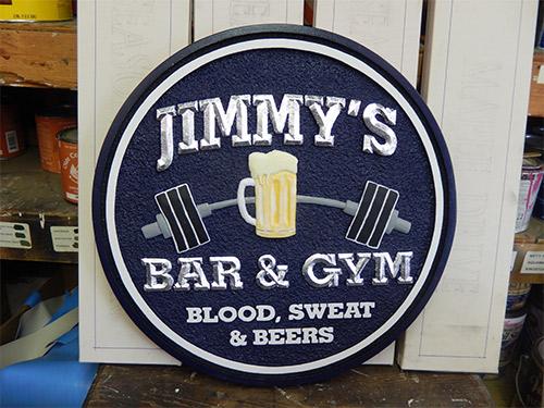 Customized Bar Signs