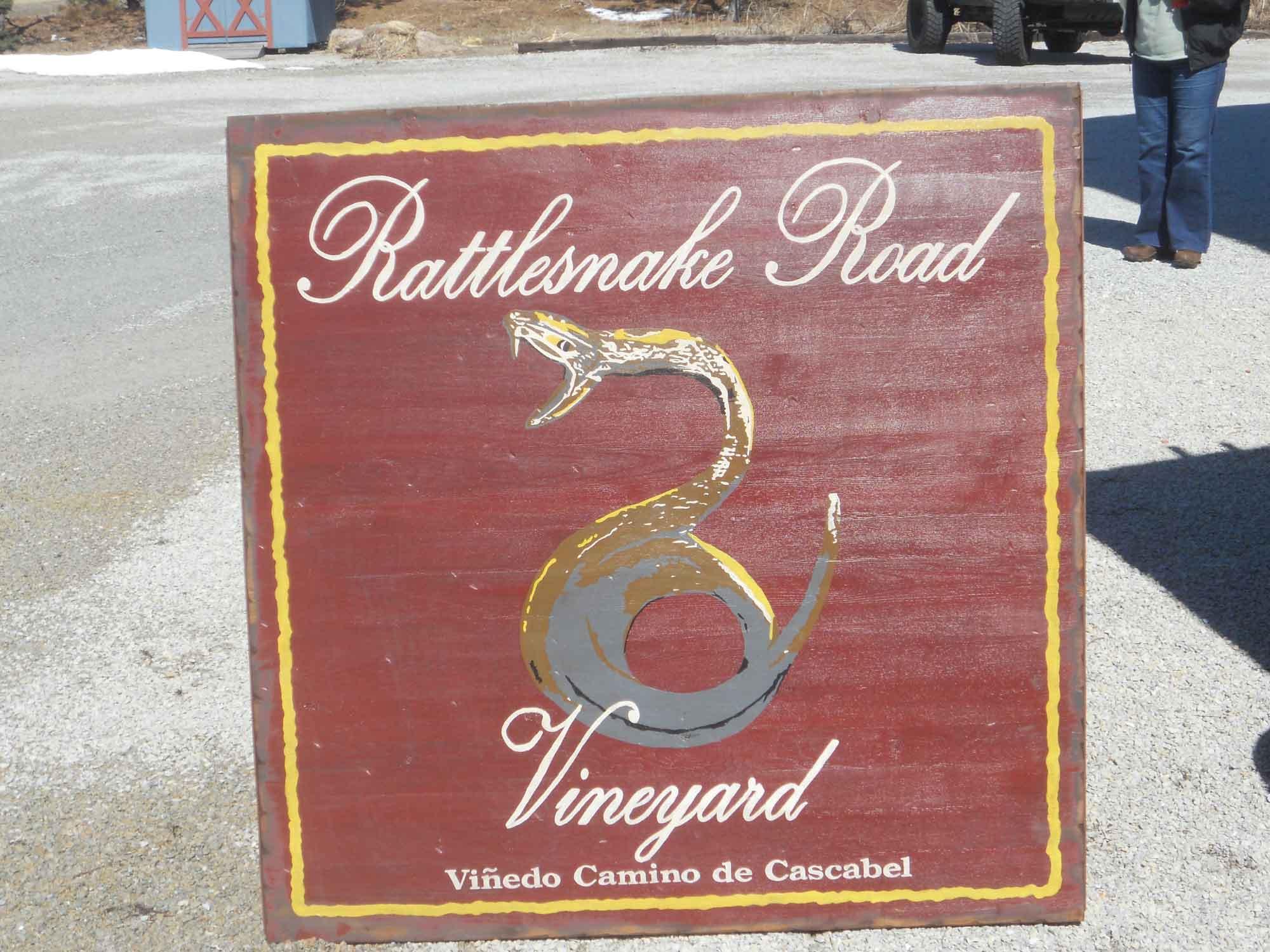 Rattlesnake Road Vineyard