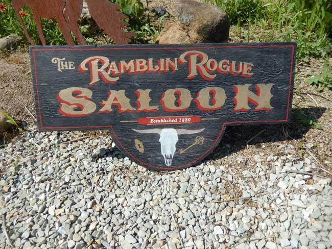Ramblin Rogue Saloon